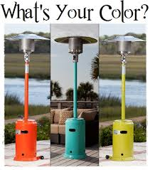 Firesense Patio Heater Add A Splash Of Color With Our New Patio Heaters Camelot Living
