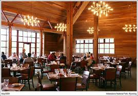 Roosevelt Lodge Dining Room West Yellowstone Dining Guide Restaurants Brandin Iron