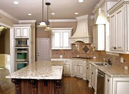 kitchen backsplash ideas with white cabinets colonial white granite cabinets backsplash ideas pertaining to what