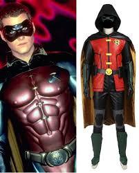 Nightwing Halloween Costume Batman Justice League Teen Titans Robin Cosplay Costume Sale