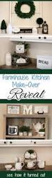 kitchen re do reveal modern farmhouse kitchen makeover