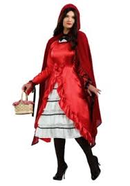 Red Riding Hood Costume Little Red Riding Hood Costumes Halloweencostumes Com