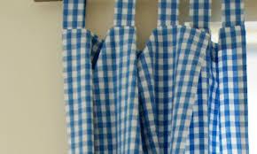 curtains ideas blue and white plaid curtains inspiring