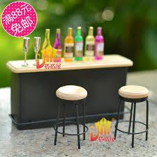 Mini Bar Bureau Foto De G05 X416 Children Baby Gift 1 12 Dollhouse Mini Furniture