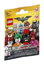 lego r the batman movie minifigure 71017 mystery bag toys
