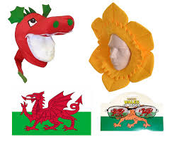 How Old Is The Welsh Flag Welsh Hat Ebay