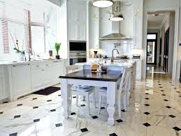 Black And White Kitchen Tile by Octagon Backsplash Tile Kitchen Limestone Tile Black And White
