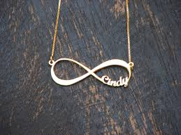 name necklace infinity images Gold plated infinity name necklace gold infinity charm we design jpg