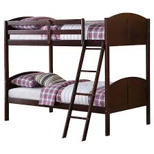 Toshi Kids Bunk Bed EspressoTwinTwin Acme  Target - Espresso bunk bed
