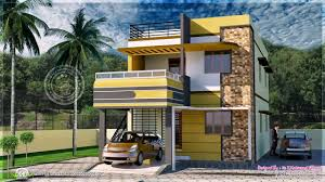 2200 sq feet minimalist tamilnadu style house kerala home 1200 ft