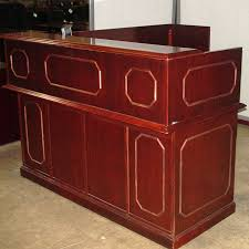 Reception Desk Furniture Dallas Office Furniture Traditional Reception Desk New Used