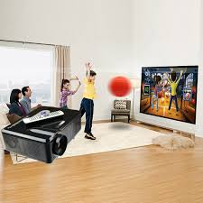 projector home theater 3000 lumen hd home theater multimedia lcd led projector 1080 hdmi