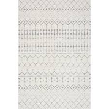 8 X 14 Area Rug Nuloom Soft And Plush Ivory Or Beige Shag Area Rug Square