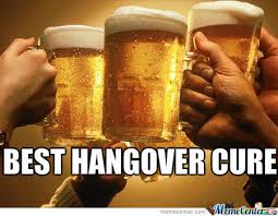 best cure for hangovers hangover cure by johnny crash volcanic meme center