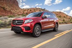 mercedes jeep 2016 2017 mercedes benz gls class review