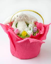 ideas for easter baskets 31 awesome easter basket ideas martha stewart