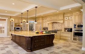Large Kitchen Designs Big Kitchen Design Ideas 18 Arrangement Enhancedhomes Org