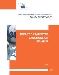 impact of targeted sanctions on belarus pdf download available