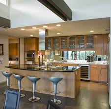 open kitchens with islands modern kitchen looks fascinating open concept modern kitchen