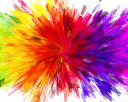 Color Painting by Color Burst Painting Hd Desktop Wallpaper Widescreen High