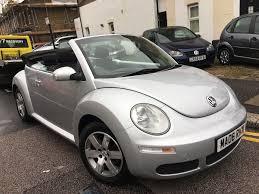 Vw Volkswagen Beetle 1 6 Luna 2006 Convertible New Shape Facelift