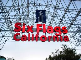 Six Flags Magic Mountain California Hours Amusement Parks In The World Six Flags Magic Mountain By Lesley
