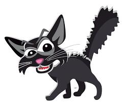 free to use u0026 public domain black cat clip art
