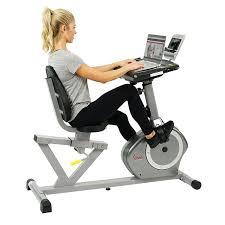 Under Desk Stepper Halter Adjustable Sit Stand Desk Fitness Gizmos