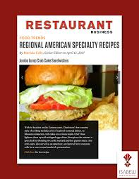 restaurant business april 2017 imr isabelli media relations