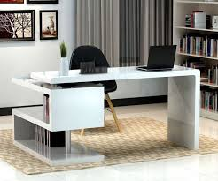 Unique Desk Ideas Lovable Modern Home Office Furniture And Stunning Regarding House