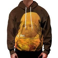 Meme Hoodie - y tho hoodie