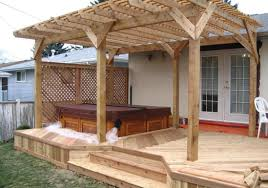 Chicago Patio Design by Pergola New Ideas Backyard Deck And Patio Designsedition Chicago