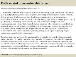 camp counselor job description most counselors new to camp work