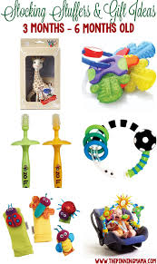 gift of the month ideas stuffers small gifts for a baby birthdays babies and