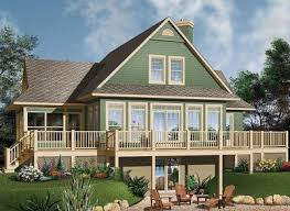 vacation home plans four season vacation home plan 21569dr architectural designs
