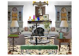 Temple Room Designs - spanish revival living room design challenge olioboard