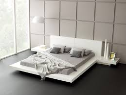 Bed Frame by Double Platform Wood Bed Frame With Mattress Full Imagas White