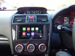 subaru van 2015 pioneer apple car play stereo in subaru sti stuff to do
