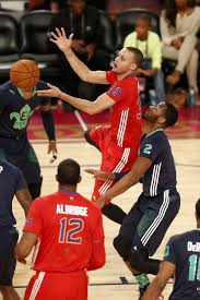 stephen curry plays supporting role in all star game sfgate