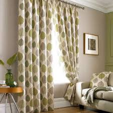 Green And Beige Curtains Regan Green Lined Pencil Pleat Curtains Dunelm