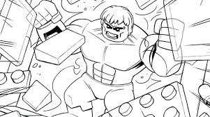 lego marvel colouring sheets heroes coloring pages 4 unique ideas