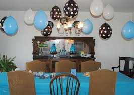 Cookie Monster Baby Shower Decorations Cookie Monster Birthday Party Ideas Photo 10 Of 53 Catch My Party