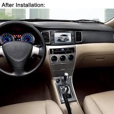 caska 6 2 inch hd digital touch screen car dvd player 2 din car