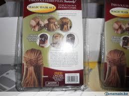 comment cuisiner chignons frais 410 13 magic hair set comment faire facilement un chignon a