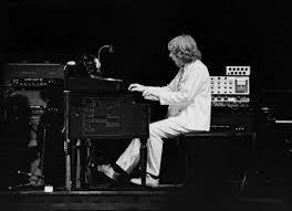 john evan of jethro tull keyboards piano organ