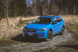 subaru crosstrek white 2016 review 2016 subaru crosstrek canadian auto review