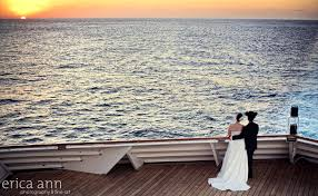 cruise ship weddings sneak peek from jenn and derrick s disney cruise wedding