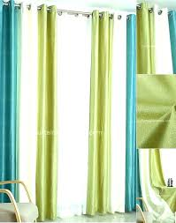 Green And Blue Curtains October 2017 Clame Co