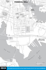 Baltimore Map Usa by Printable Travel Maps Of Maryland Moon Travel Guides
