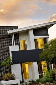 corner block double story house designs the 25 best narrow house